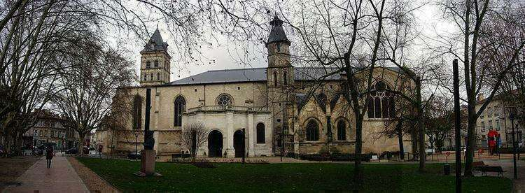 Базилика Святого Северина