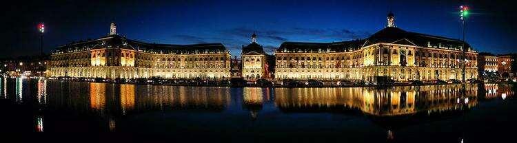 Биржевая площадь Бордо