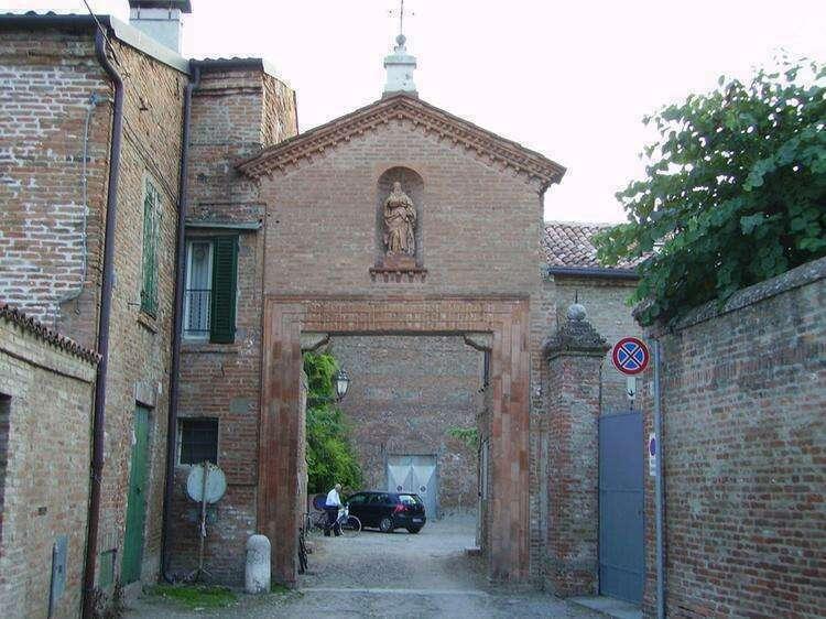Монастырь Сант-Антонио в Полесине