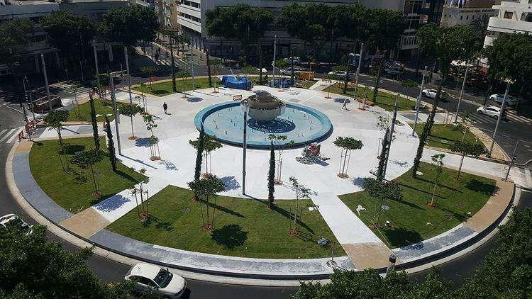 Площадь Дизенгофф