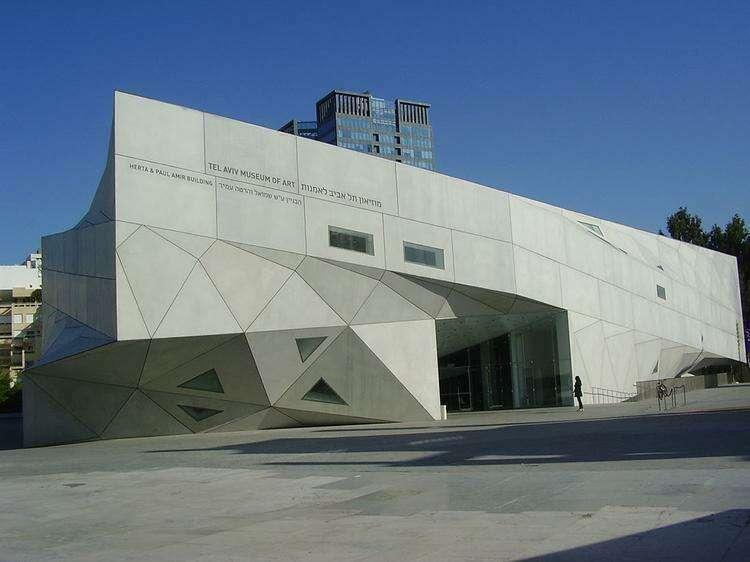 Художественный музей Тель-Авива