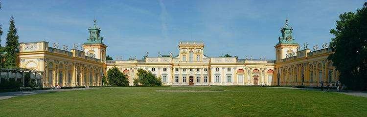 Вилянувский дворец-музей