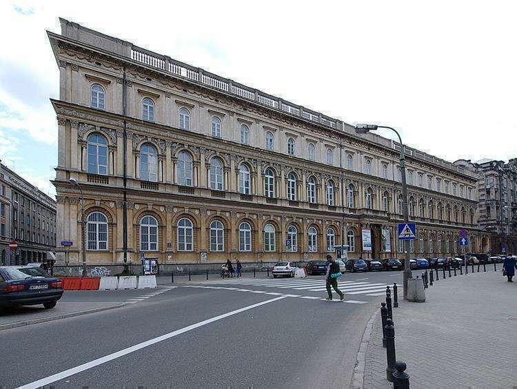 Государственный этнографический музей в Варшаве