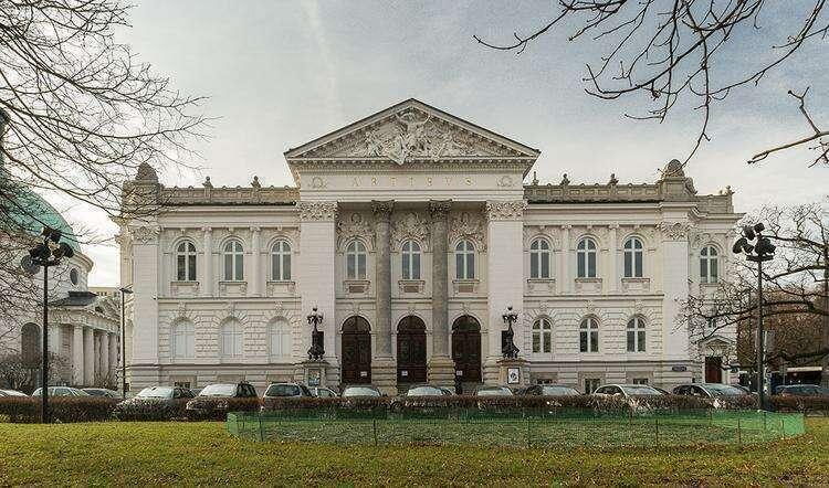 Национальная художественная галерея Захента