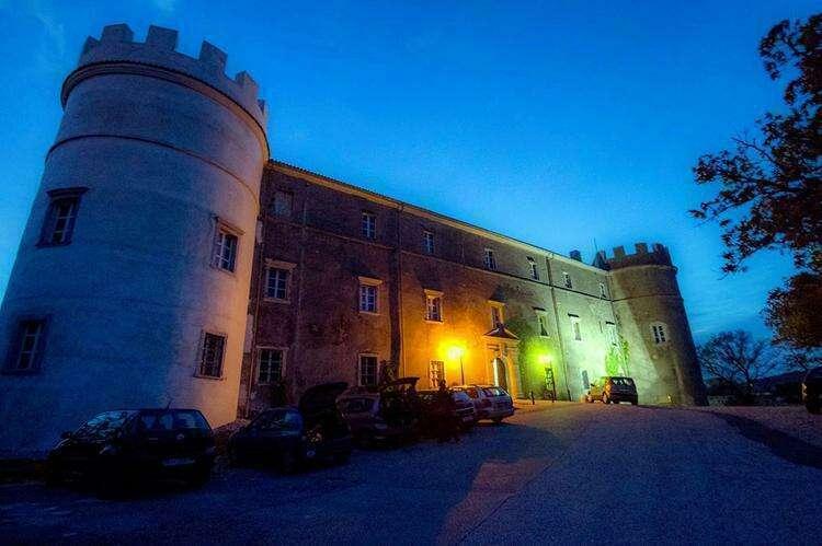 Франкопанский замок