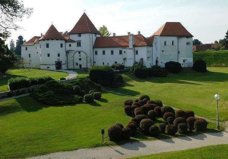 Вараждинский замок