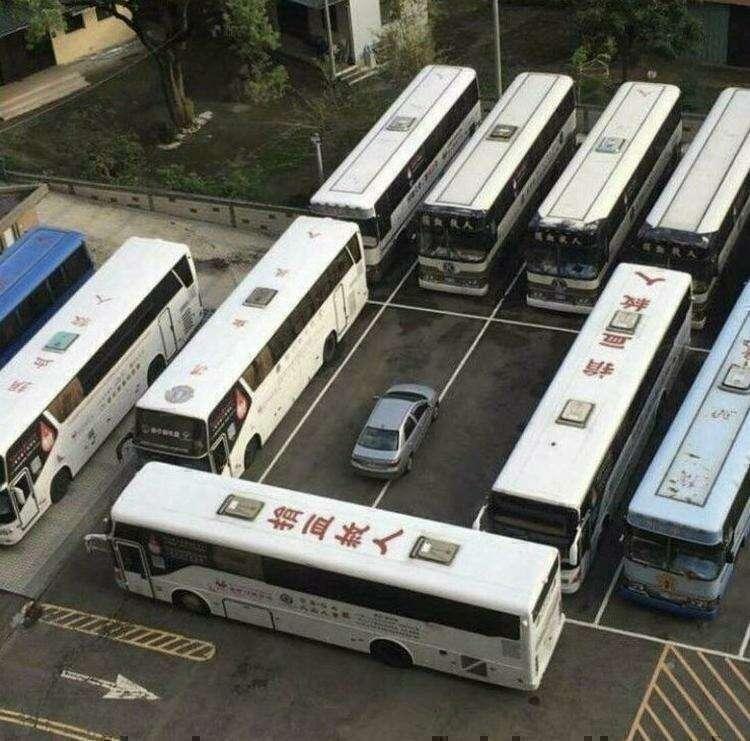 6. Наглядная причина, по которой стоит парковаться правильно