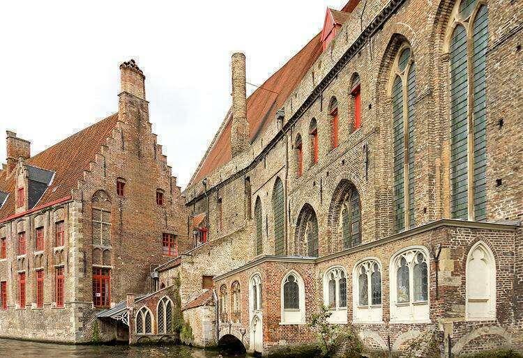 Госпиталь Святого Иоанна в Брюгге
