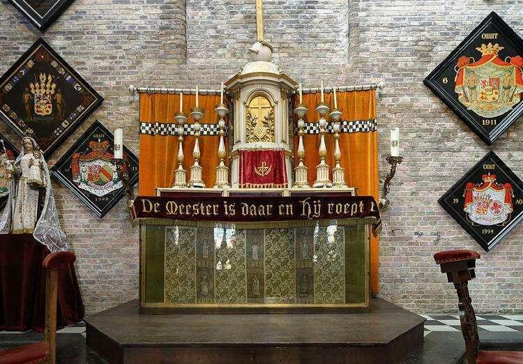 Иерусалимская церковь в Брюгге