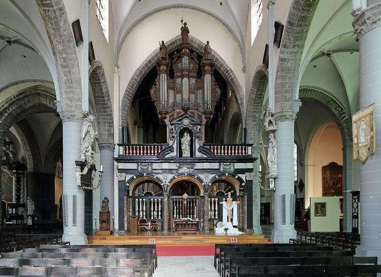 Церковь Святого Иакова в Брюгге