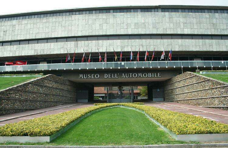 Достопримечательности Турина: Автомобильный музей