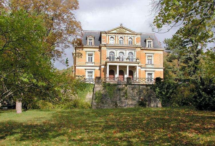 Замок Вахвиц