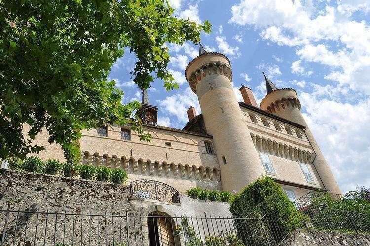 Замок Вуфлан