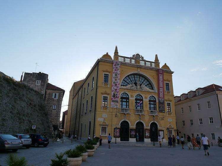 Хорватский национальный театр в Сплите