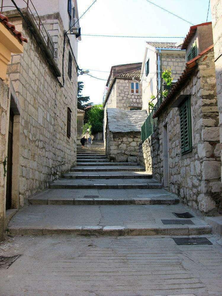 Варош - пригород Старого Сплита