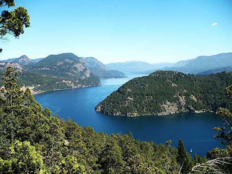 Озеро О'Хиггинс (Сан-Мартин)